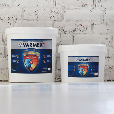 "Теплоизоляция VARMEX ""Защита фасада"""