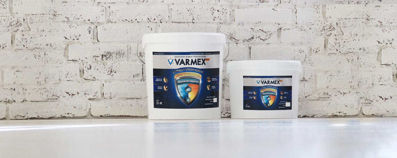 """Теплоизоляция VARMEX """"Защита от коррозии"""""""